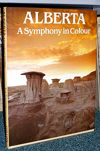Alberta. A symphony in colour - Ferguson Ted