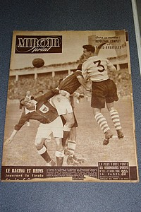 Miroir Sprint N° 201 du 17 avril 1950 -