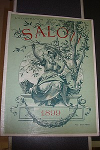 L'Illustration Salon 1899 - L'Illustration