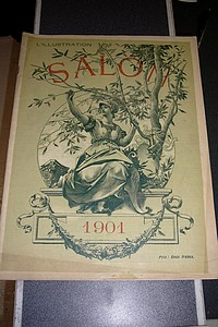 L'Illustration Salon 1901 - L'Illustration