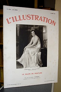 L'Illustration Salon 1934 - L'Illustration