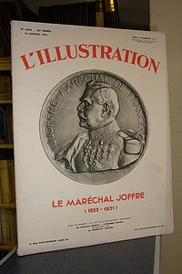 L'Illustration, Le Maréchal Joffre (1852-1931), 1931 - L'Illustration
