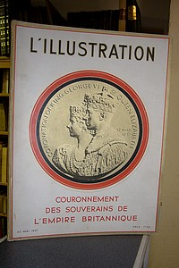 L'Illustration, Couronnement des Souverains de l'Empire britannique, 1937 - L'Illustration