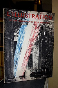 L'Illustration, le XXe anniversaire de l'armistice, 1938 - L'Illustration