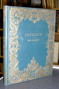 Patience or Bunthorne's bride - Gilbert, W.S.