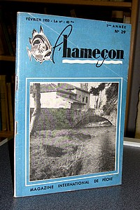 L'hameçon - Magazine International de Pêche - n°39 - Collectif