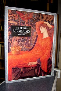 livre ancien - Sir Edward Burne-Jones - Ash Russell