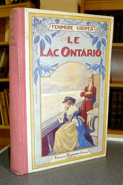 Le Lac Ontario - Cooper, James Fenimore
