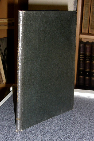 Saint Augustin - Bertrand Louis