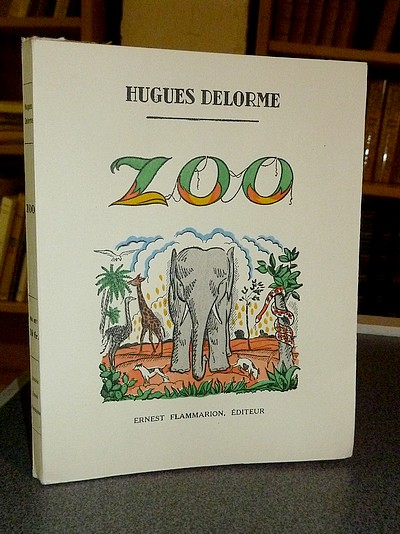 Zoo - Delorme, Hugues