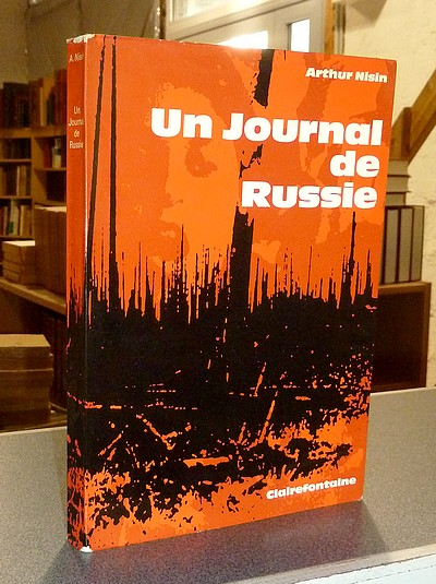 Un journal de Russie - Nisin, Arthur