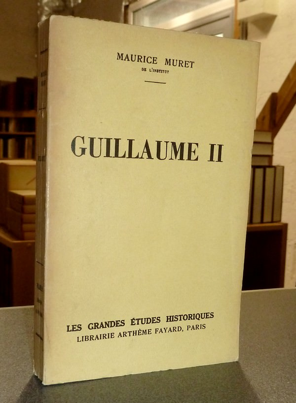 Guillaume II - Muret, Maurice