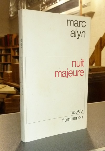 Nuit Majeure - Alyn, Marc