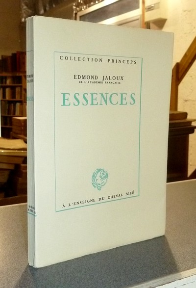 Essences - Jaloux, Edmond