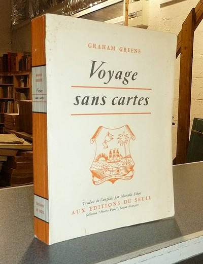 Voyage sans cartes - Greene, Graham
