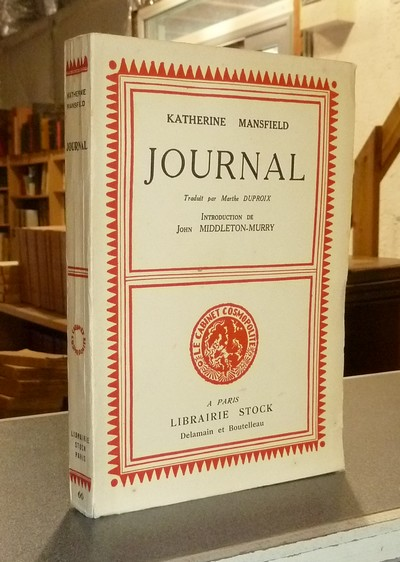 Journal - Mansfield, Katherine