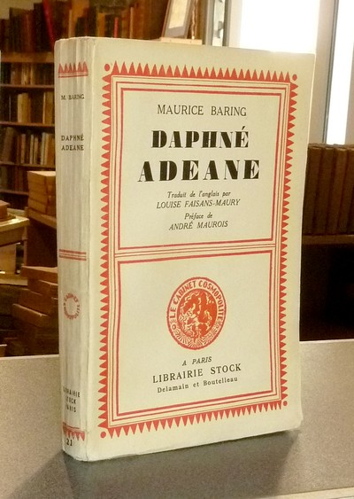 Daphné Adeane - Baring, Maurice