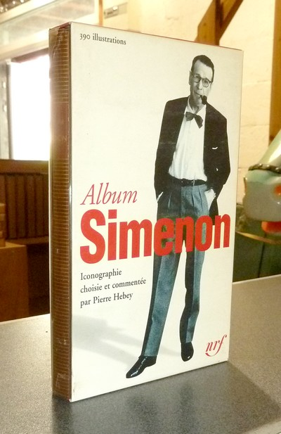 Album Simenon - Hebey, Pierre