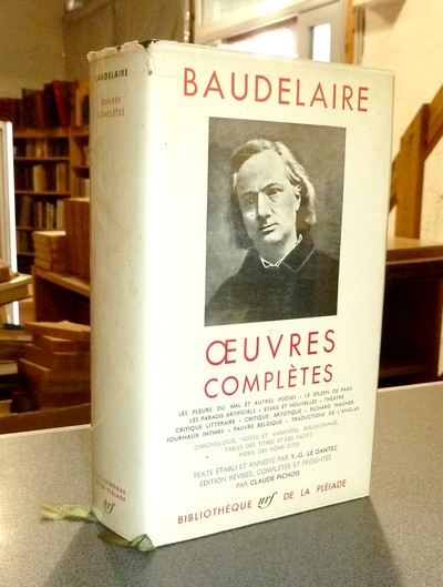 Oeuvres Complètes - Baudelaire