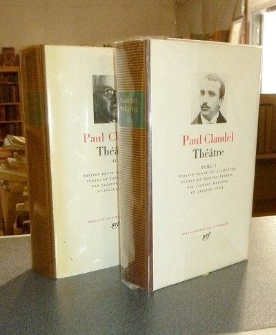 Théâtre (2 volumes) - Claudel, Paul