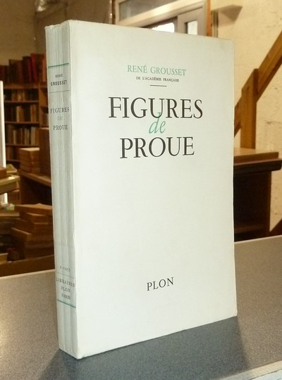 Figures de Proue - Grousset, René