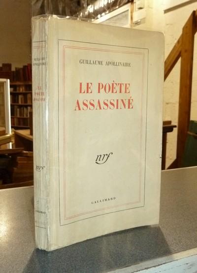 Le Poète assassiné - Apollinaire, Guillaume