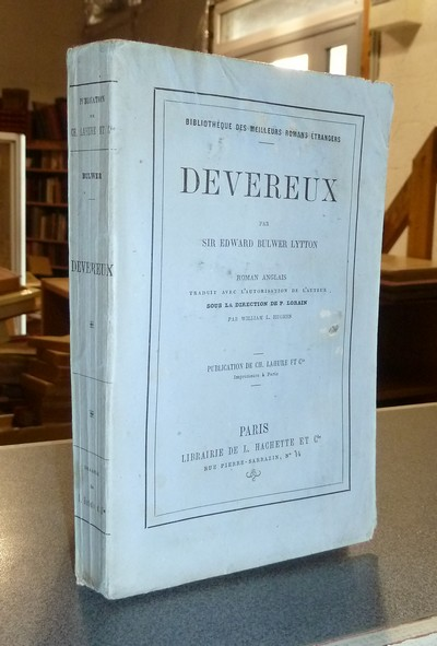 Devereux - Bulwer Lytton, Sir Edward