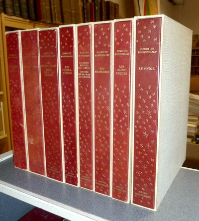 Oeuvre romanesque (8 volumes) - Montherlant, Henry de