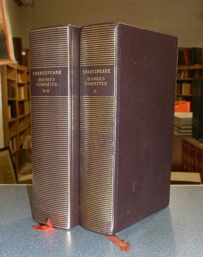 Oeuvres complètes (2 Volumes) - Shakespeare, William