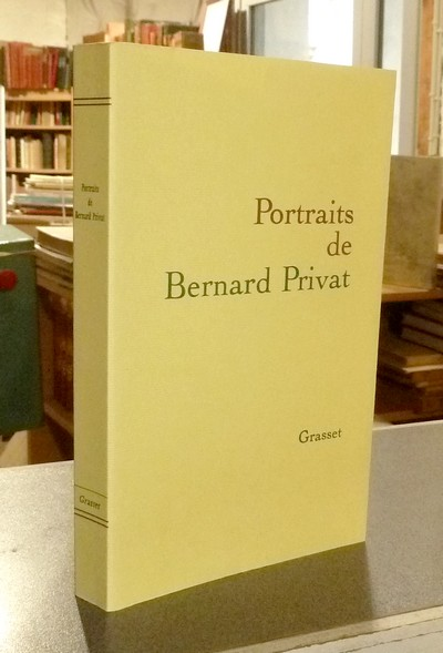 Portraits de Bernard Privat - Collectif