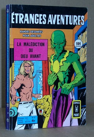 Etranges Aventures - 47 - Ka-zar : la malédiction du dieu vivant - Windsor-Smith, Barry - Conway, Gerry
