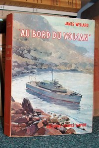 Au bord du volcan - Wellard James