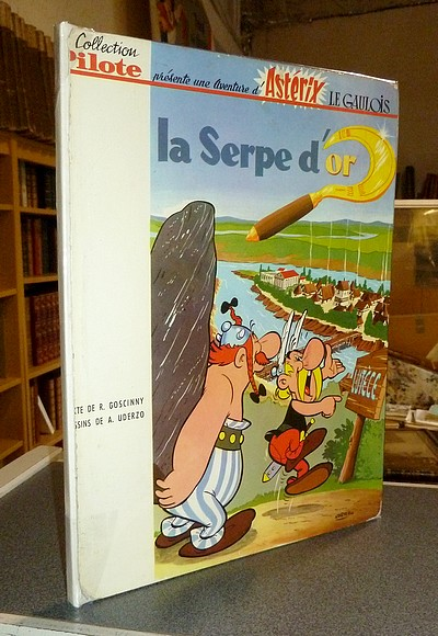 Astérix N°2 - La Serpe d'or (Collection Pilote) - Uderzo, Albert - Goscinny, René