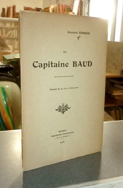 Le Capitaine Baud - Terrier, Auguste
