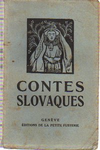 Contes Slovaques - Anonyme