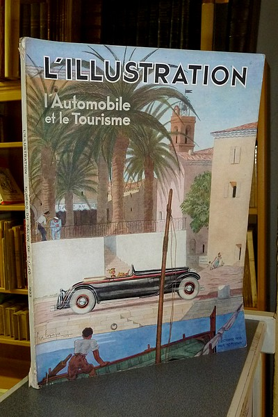 L'Automobile et le Tourisme 1933 - L'Illustration