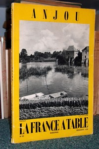 La France à Table, Anjou, n° 81 décembre 1959 - La France à Table