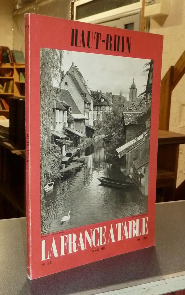 La France à Table, Haut-Rhin, n° 120, mai 1966 - La France à Table