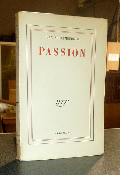 Passion - Schlumberger, Jean